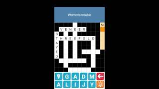 Crossword Free Word Puzzle