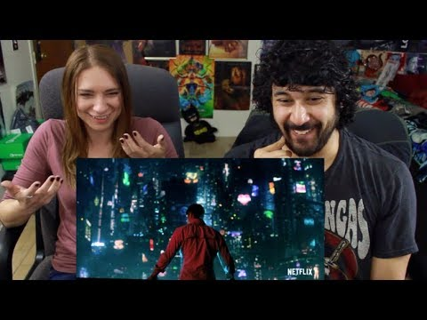 ALTERED CARBON | Official TRAILER REACTION & REVIEW!!!