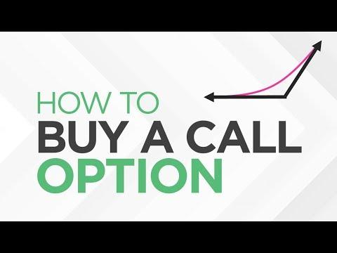 How To BUY A CALL Option - [Option Trading Basics]