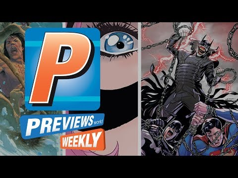 PREVIEWSworld Weekly 8/14/19: We're Still Picking On Nerds