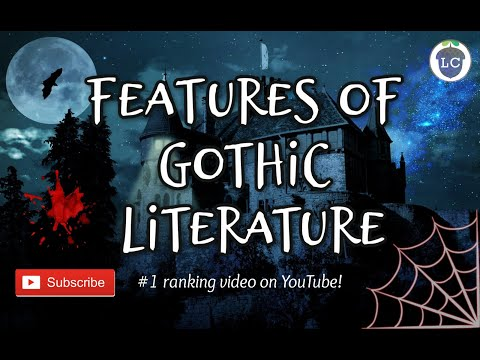 Features of Gothic Literature