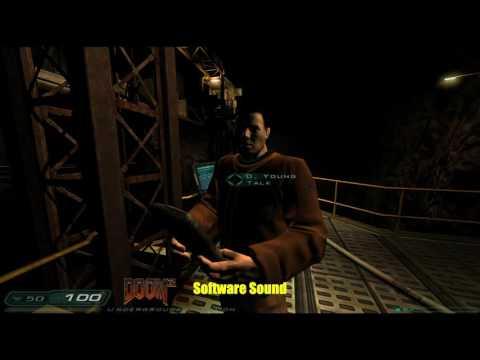 Creative EAX vs Software Sound Comparison Halo, Doom 3, Unreal Tournament 2004