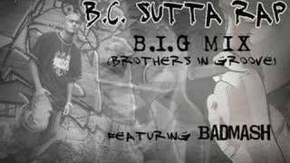 Badmash | Hindi Rap Guru | BC Sutta Rap (B.I.G. Mix 2008)