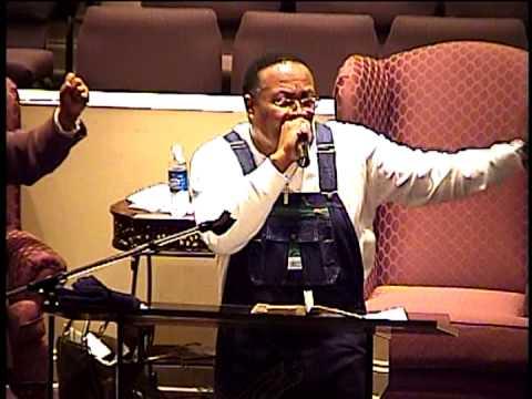 Pastor Dexter Jordan