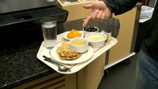 Student athletes focus on nutrition