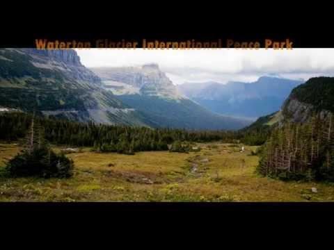 Waterton Glacier International Peace Park | World Heritage Sites in US