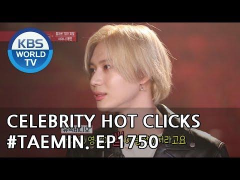 Celebrity Hot Clicks: 'Taem-fatal' SHINee's Taemin Returns [Entertainment Weekly/2019.02.18]
