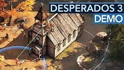 Desperados 3 - Gameplay-Demo: Was ist neu, was wie früher?