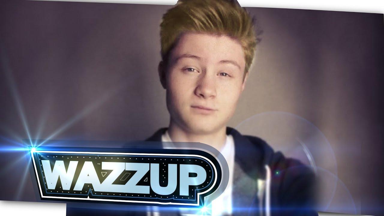 Dner frisur  Dner färbt sich Haare blond - Klickgeiler Titel - WazzUp - YouTube