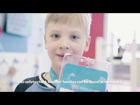 Smooth travelling for families: HELpers at Helsinki Airport