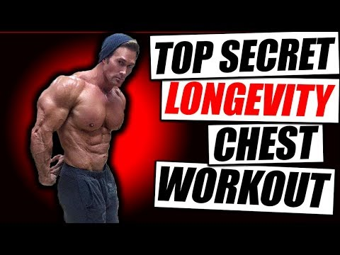 Top Secret Chest Workout For Longevity
