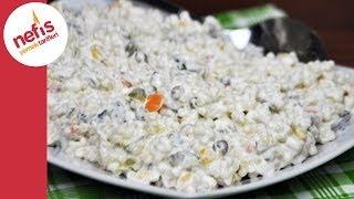 Garnitürlü Kuskus Salatası | Nefis Yemek Tarifleri