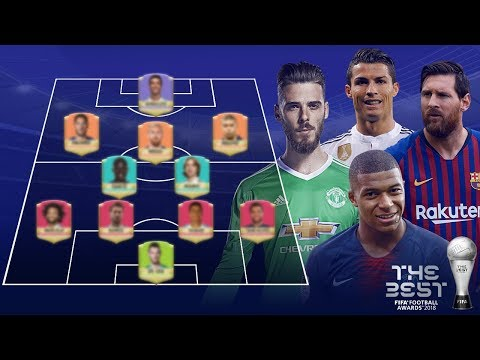 FIFA Team of The Year  [[ FIFPro World XI 2018 ]]