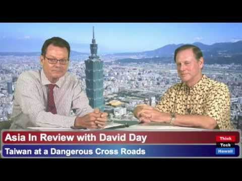 Taiwan at a Dangerous Cross Roads with Kerry Gershaneck