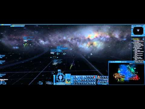 Tour the Universe 2 Million EC route (Star Trek Online)