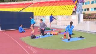 В Сочи сборная России по лёгкой атлетике проводит сборы