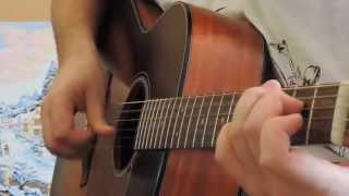 Ария  — Потерянный рай (acoustic guitar cover)