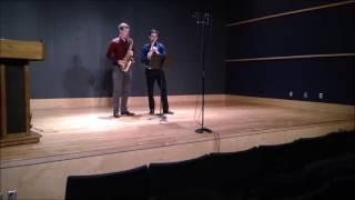Neon Flicker – Takuma Itoh, performed by Kyle Mechmet & Dannel Espinoza