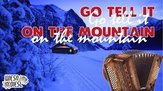 Go tell it on the mountain | Steirische Harmonika GCFB
