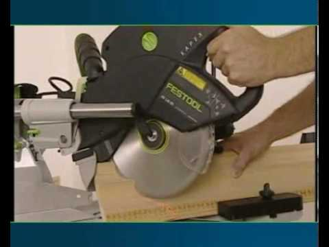 festool kapps ge kapex ks 120 youtube. Black Bedroom Furniture Sets. Home Design Ideas