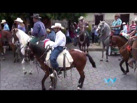 fiestas patronales acoyapa, chontales 2016