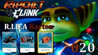 Ratchet and Clank [020] Die Suche nach den R.I.D.A Karten [Deutsch][PS4]Let