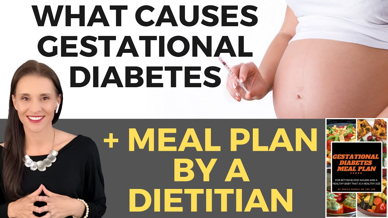 What Causes Gestational Diabetes 3 Things You Need To Know Youtube