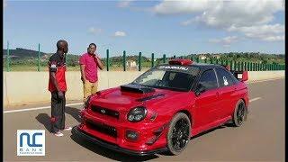 Revved Up checks out new Kampala Entebbe express highway