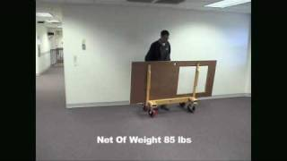 The Troll Material Handling Cart Model 1361
