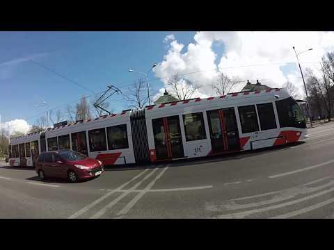 PUBLIC TRANSPORT TALLINN - TRAM