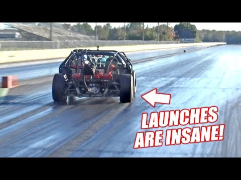 Leroy's New Diff Works AMAZING... Two of His Cleanest/Quickest Launches EVER!