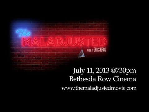 The Maladjusted - A feature Summer-time Comedy - Premiering July 11th @ Bethesda Row Cinema
