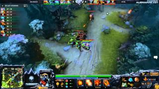 [EPIC] Alliance vs 4CL - Game 2 (Alienware Summers End Cup)