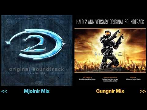 Halo Theme: Mjolnir vs Gungnir Mix