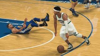 NBA 2K18 My Career - Cavs Eliminated! CFG1 PS4 Pro 4K Gameplay