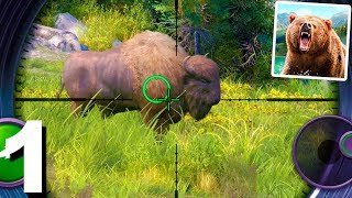 Hunting Clash (by Ten Square Games) Gameplay Walkthrough Montana (Android)