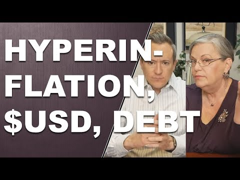 YOUR QUESTIONS: Hyperinflation, $USD, Debt Forgiveness: Q&A with Eric and Lynette - 3/27/2018