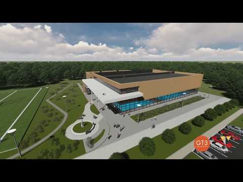 Core+ Leisure Centre (GT3 Architects | Willmott Dixon)