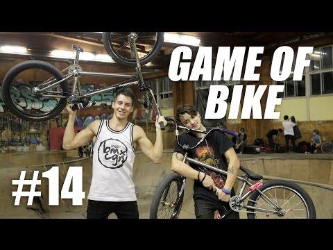 Game of BIKE #14 - Тёмный рокет (BMX)