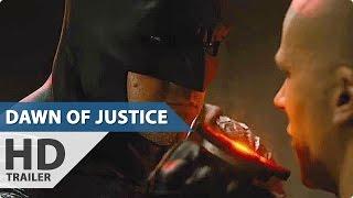 BATMAN VS SUPERMAN: DAWN OF JUSTICE Ultimate Edition Trailer 2 (2016)