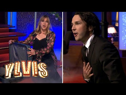 Musical: Susanne Sundfør, Ylvis and the disastrous interview