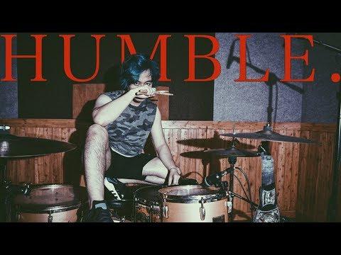 Our Last Night // Kendrick Lamar - HUMBLE - Drum Cover