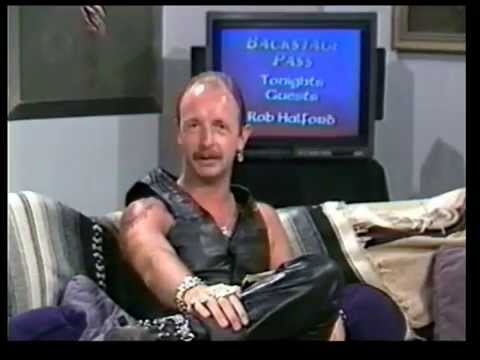 Rob Halford ( Judas Priest ) Commericals