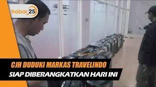 Cjh Duduki Markas Travelindo Siap Diberangkatkan Hari Ini