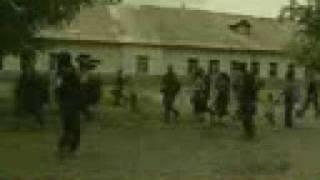 Осетино-грузинский конфликт. Кадры из разгромленного Цхинвали