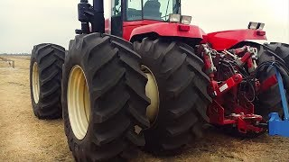 Трактор Buhler Versatile 2375 обзор [HD] / Tractor Buhler Versatile 2375 review