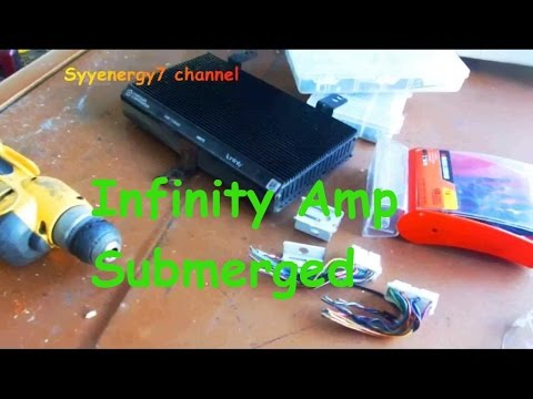 chrysler sebring convertible infinity amp & rain fix