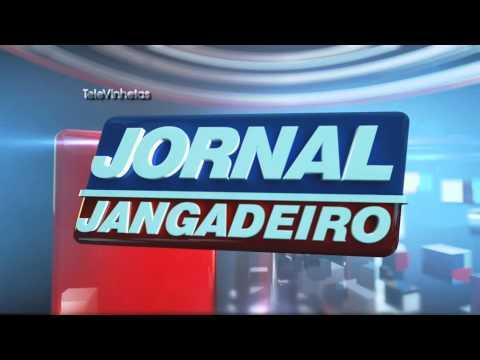 """Trilha sonora de escalada e encerramento do """"Jornal Jangadeiro"""" (2012)"""