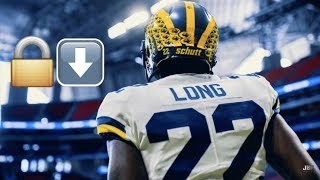 Most Underrated CB in College Football || Michigan CB David Long Career Highlights ᴴᴰ
