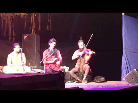 Live violin solo | Akram Abdulfattah | KahitiJ Project Ahmedabad Concert -India